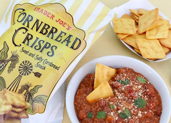 trader joes cornbread crisps 524