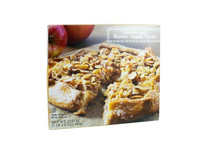 trader joes rustic apple tart 501