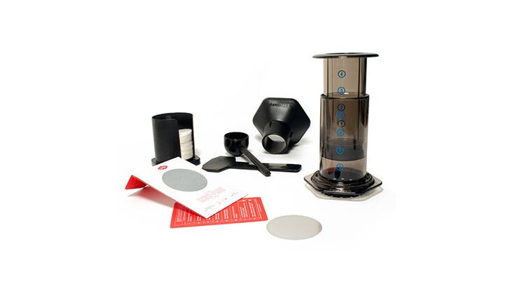 travel espresso and coffee maker