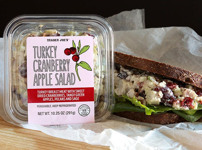 turkey cranberry salad 501