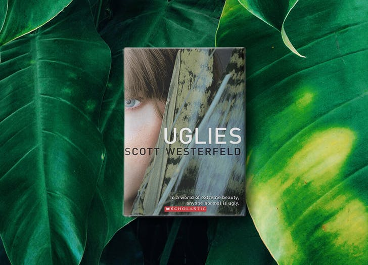uglies preteen boy books LIST