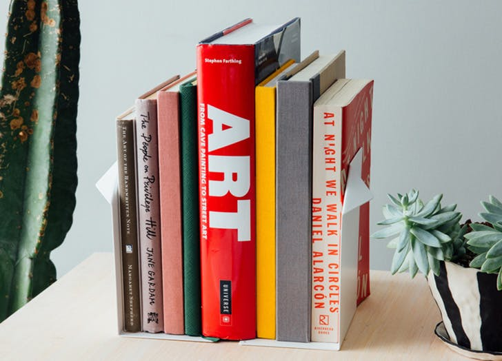 under 50 gift guide bookends