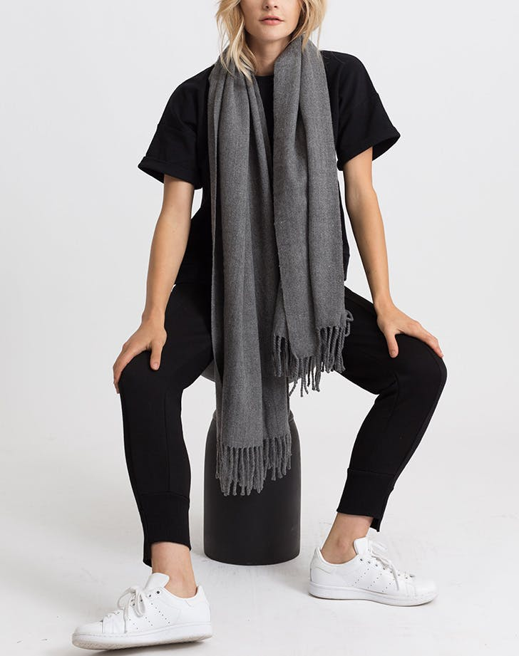 under 50 gift guide fringe scarf
