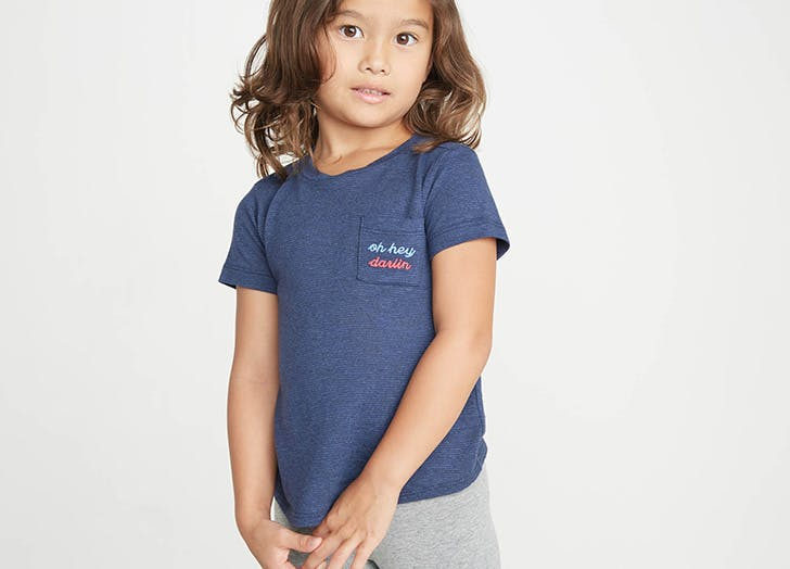 under 50 gift guide kid tee
