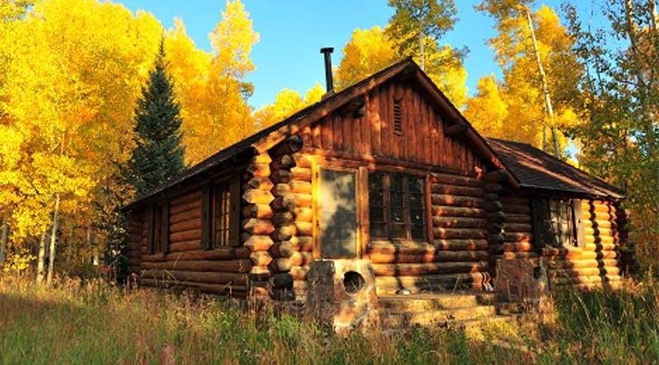 The U.S. Forest Service Is Looking for Someone to Live in This Gorgeous Log Cabin