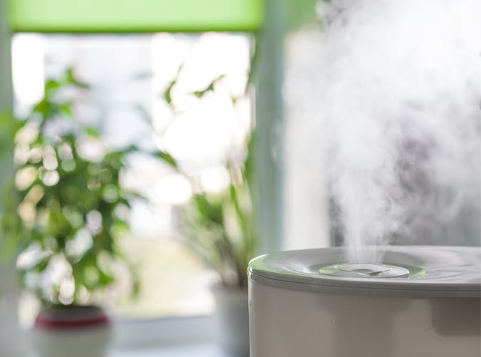 use a humidifier the best skin care tips