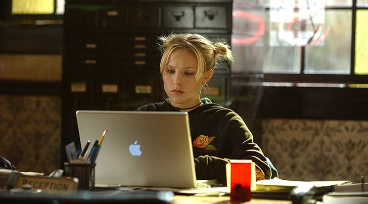Best News! Kristen Bell Says More Veronica Mars Is Happening