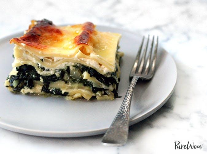 white and green lasagna 501
