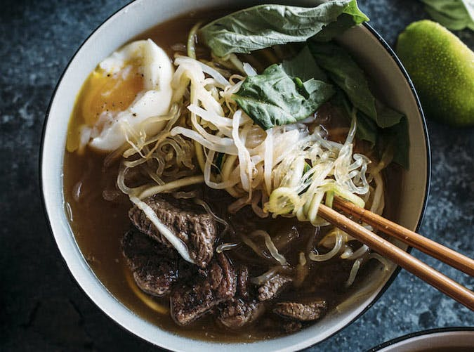 whole30 lunches pho SLIDE