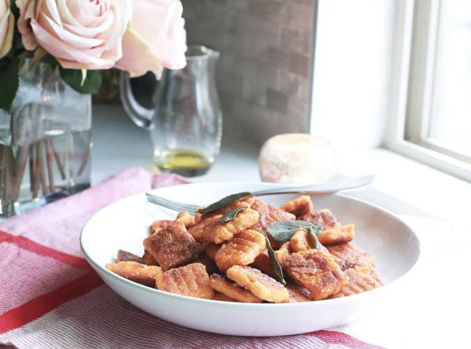 whole30 lunches sweet potato gnocchi SLIDE