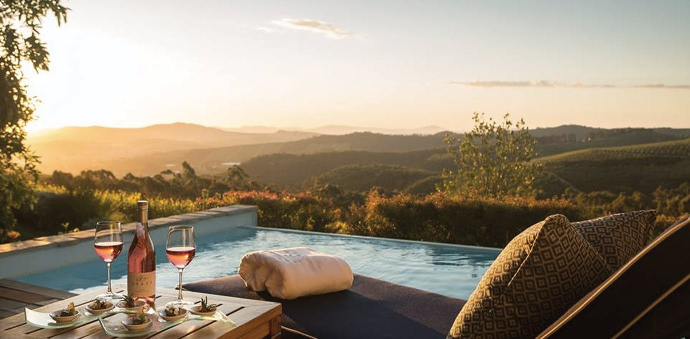 winery resort dellaire