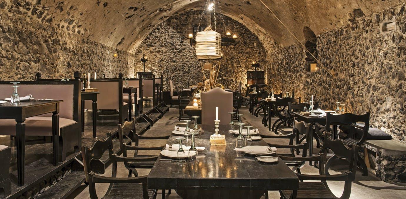 winery resort greece