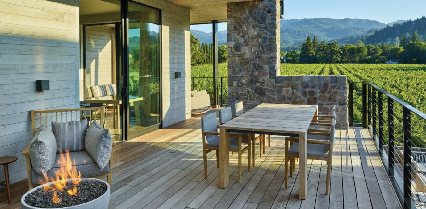 winery resort napa