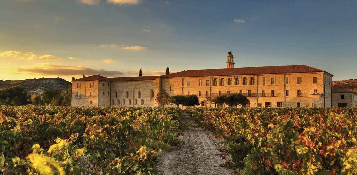 winery resort spain