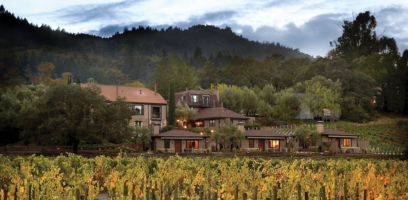 winery resort sthelena