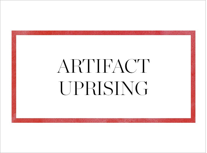 675x501   Artifact Uprising