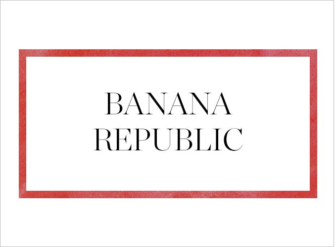 675x501   Banana Republic Black Friday Cyber Monday