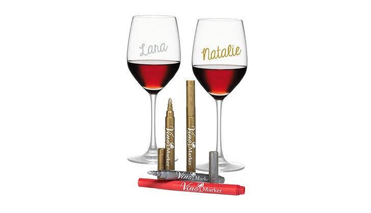 Amazon Wine Glass Markers