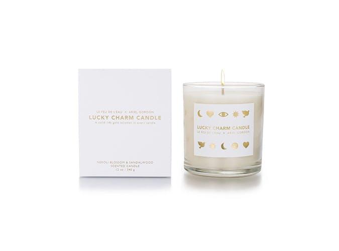 Ariel Gordon Lucky Charm Candle