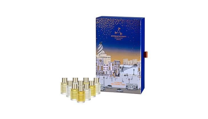 Aromatherapy Associates essential oil pack