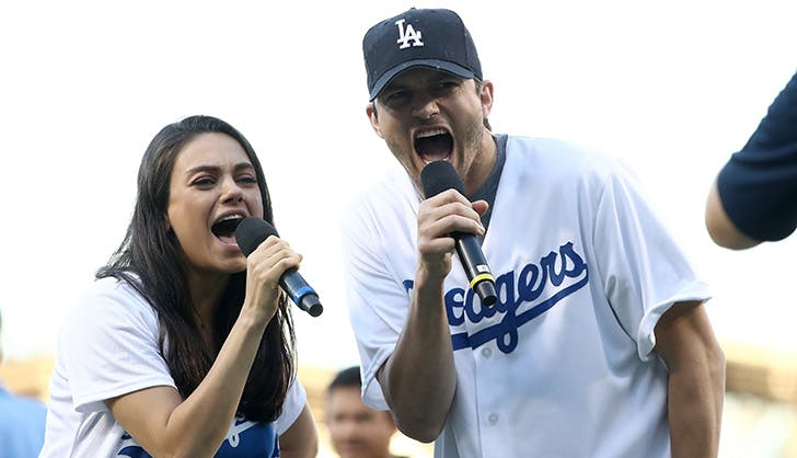 Ashton Kutcher Mila Kunis Relatable Celebrity Couples