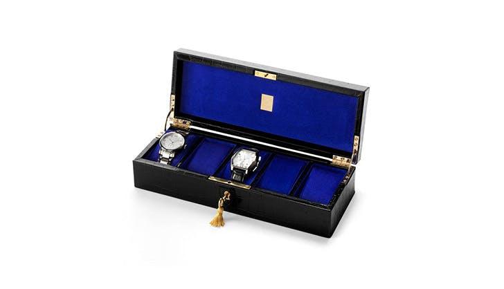 Aspinal of London Watch Box