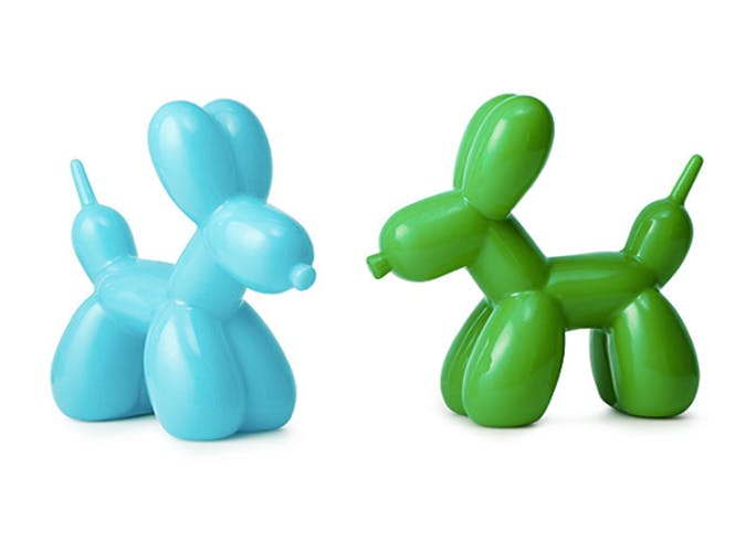 Balloon Dog Night Light gifts for kids under 25 dollars