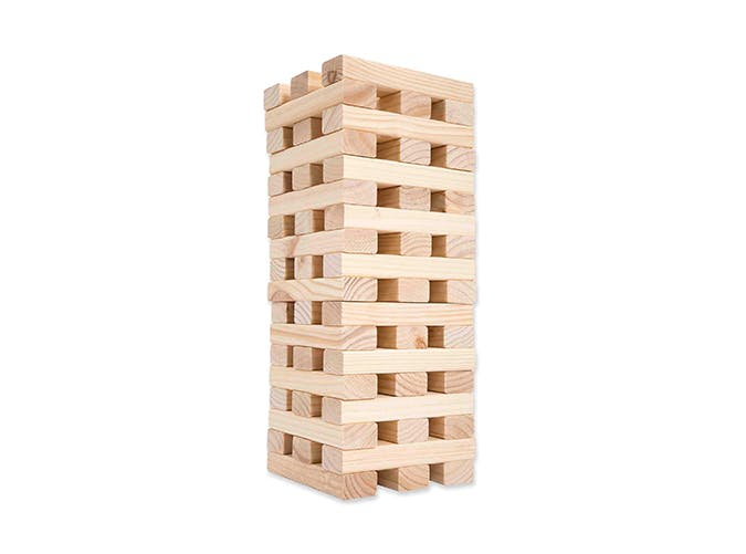 Bed Bath and Beyond Giant Jenga