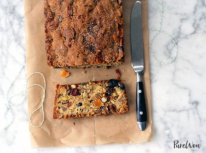 Best Ever Fruitcake Recipe