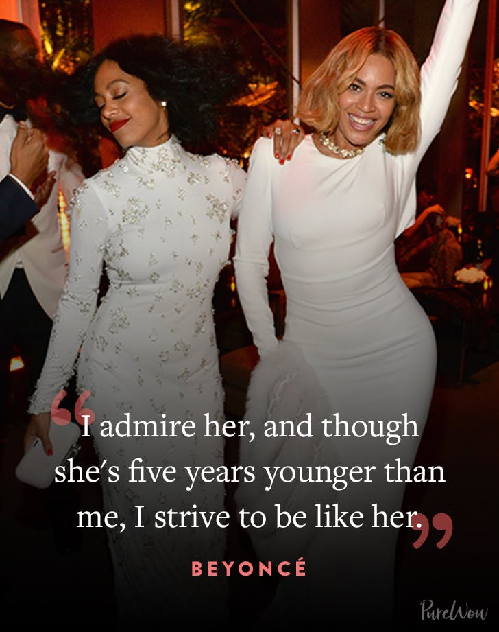 Beyonce sister quote