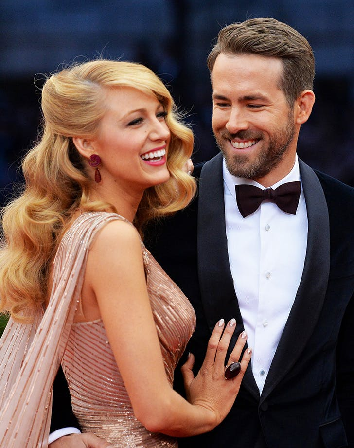 Blake Lively Ryan Reynolds Relatable Celebrity Couples