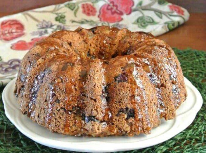 Bundt Cake Fruitcake 1