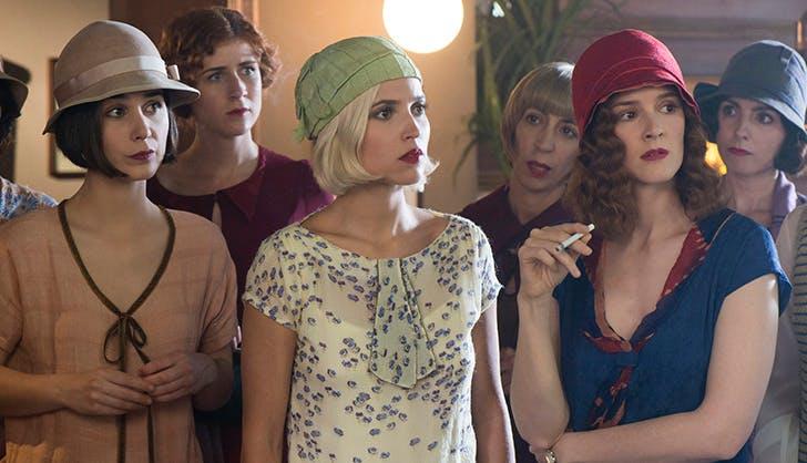 Cable Girls Netflix December streaming slate