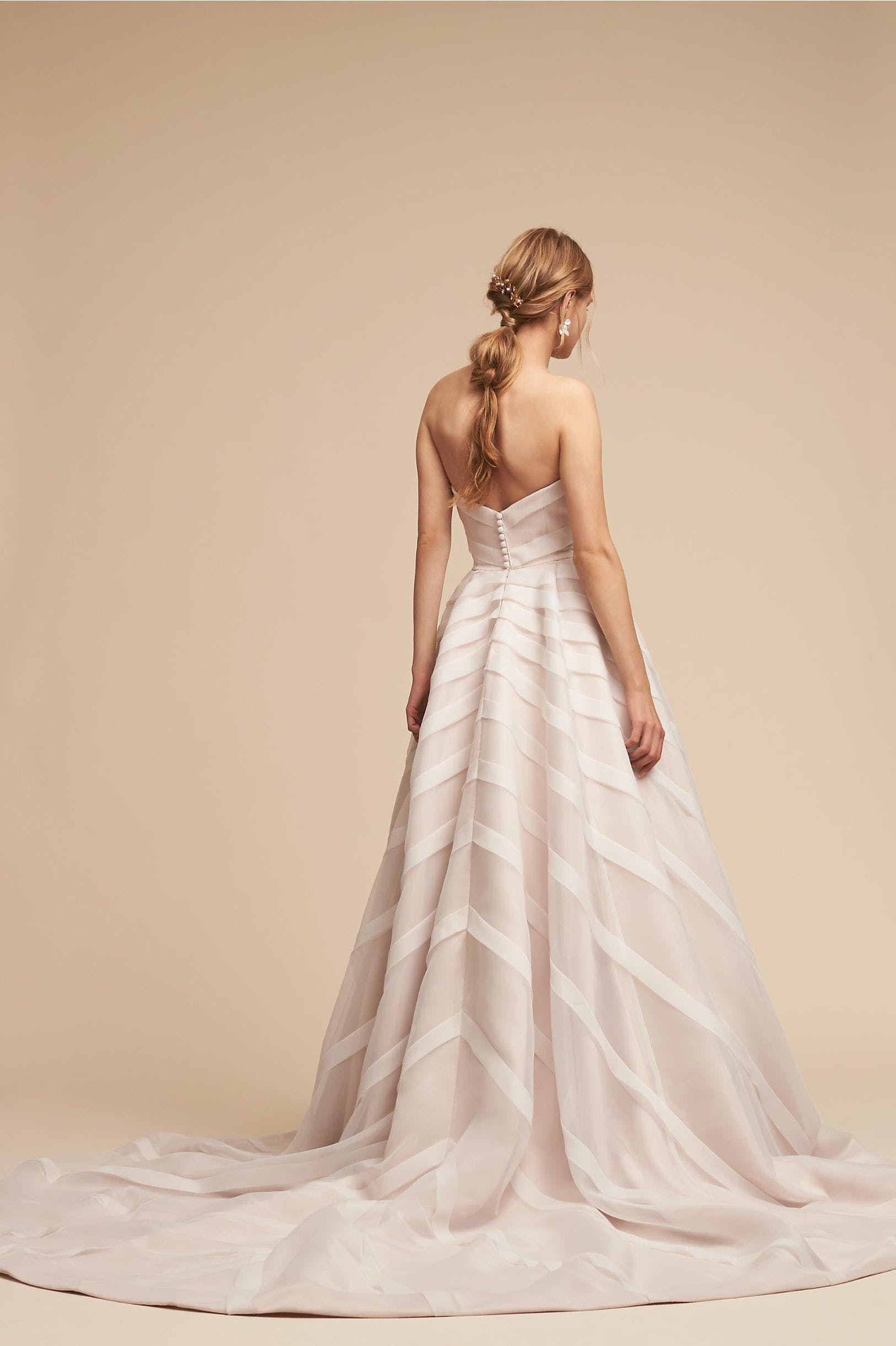Carlton Ballgown BHLDN new bridal collection