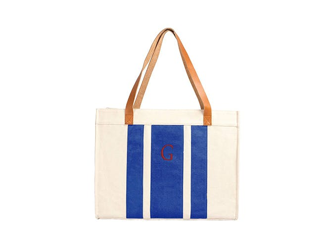 Cathy s Concepts Monogrammed Tote Bag