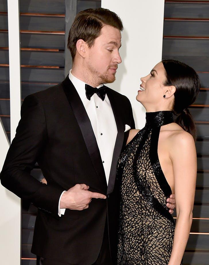 Channing Tatum Jenna Dewan Relatable Celebrity Couples