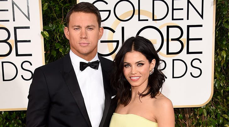 Channing Tatum Told Jenna Dewan About His Stripper Past...on a First Date