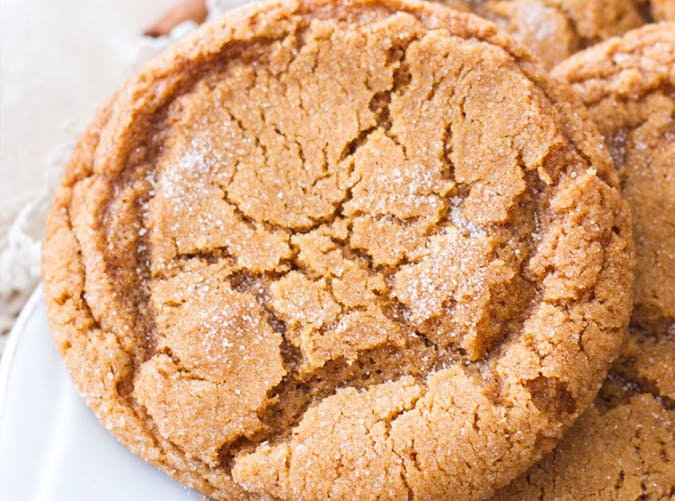 Chewy Molasses Sugar Cookies recipe