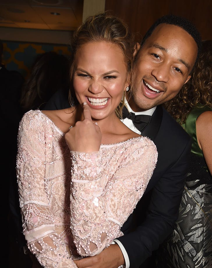 Chrissy Teigen John Legend Relatable Celebrity Couples