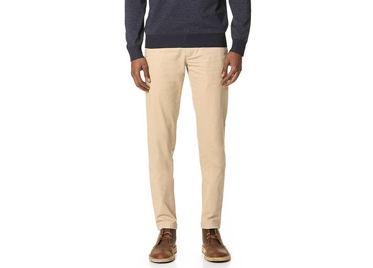 Club Monaco Lightweight Chinos
