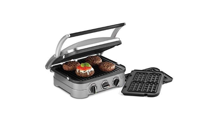 Cuisinart Griddle and Waffle Maker1