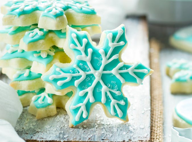 Cut Out Sugar Cookies That Don t Spread recipe