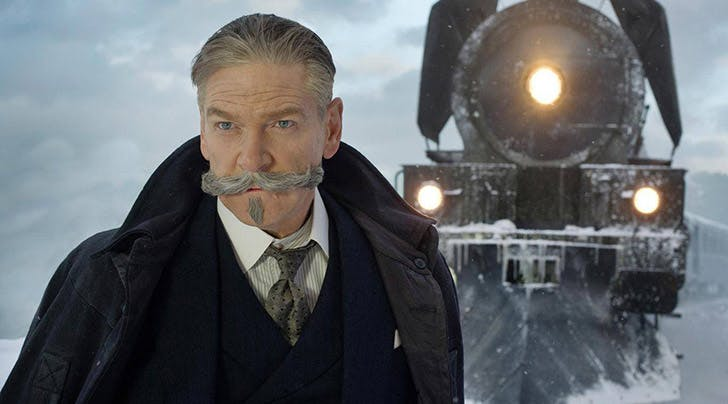 The 'Stache Lives On: 'Murder on the Orient Express' Sequel 'Death on the Nile' Is Happening