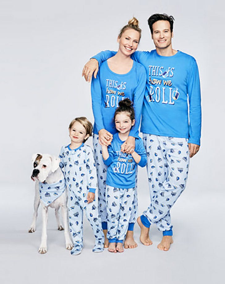 781581bacea4 14 Matching Pajamas Your Family Needs This Christmas - PureWow
