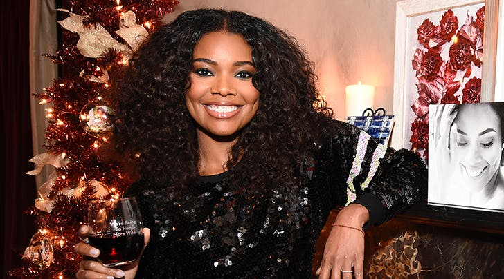 Gabrielle Union Only Needs Taco Bell and Booze to Have Herself a Merry Little Christmas