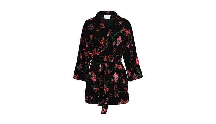 George J Love Velvet Kimono
