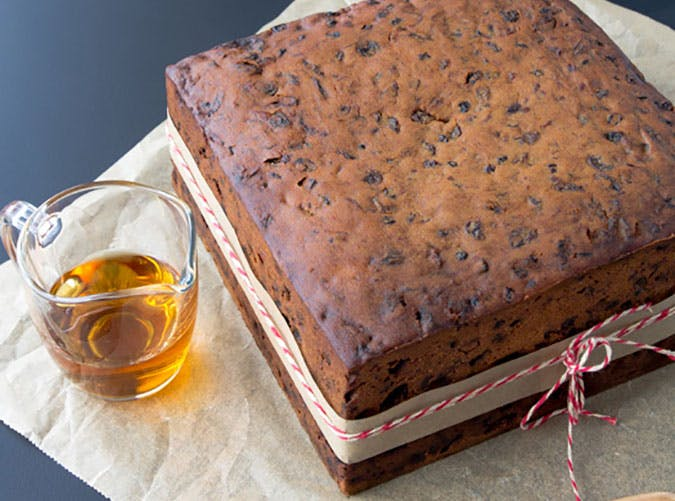 Gluten Free Rich Fruit Cake