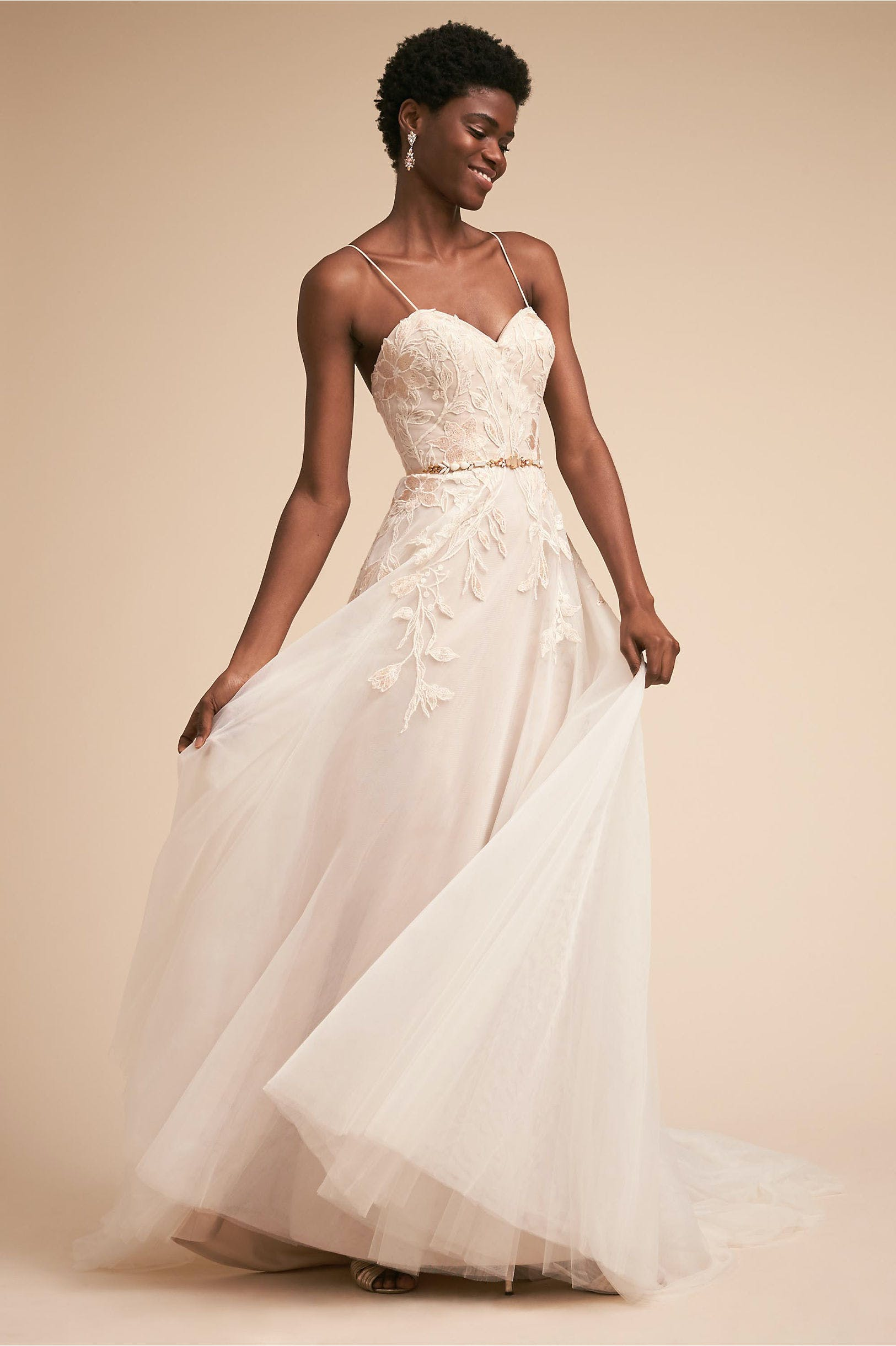 Guinevere Gown BHLDN new bridal collection