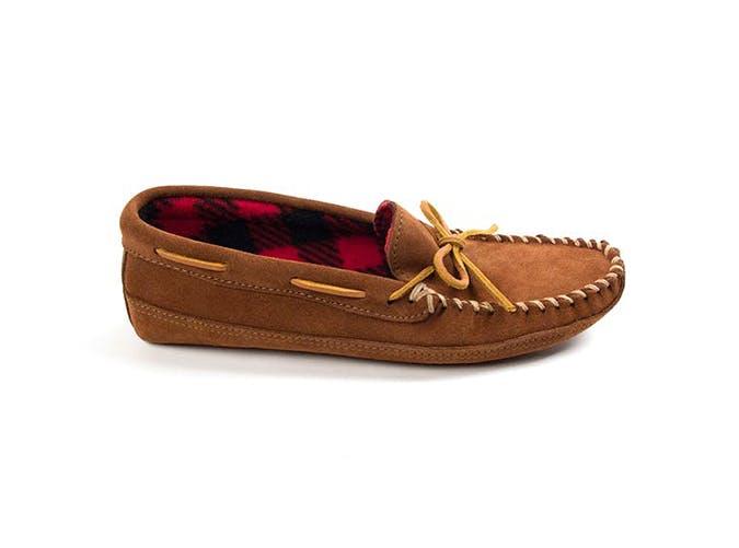 HUckberry Minnetonka Slippers