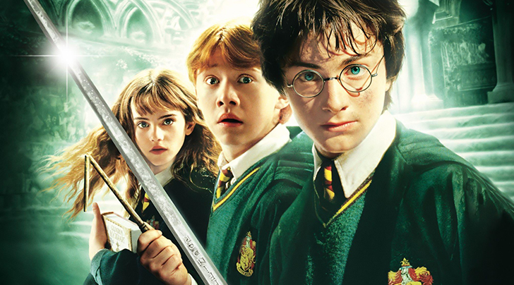 Accio! Every Single 'Harry Potter' Film Is Coming to HBO
